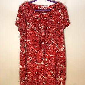 DKNYC Women's Shift Dress